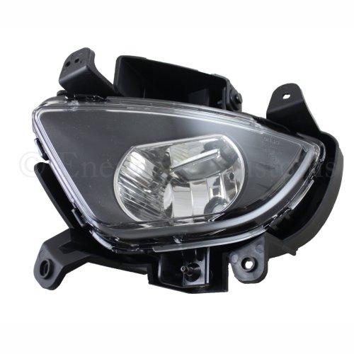 Hyundai I30 2010-4/2012 Front Fog Light Lamp Passenger Side N/s