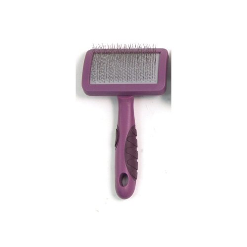 Soft Protection Salon Slicker Brush Lge