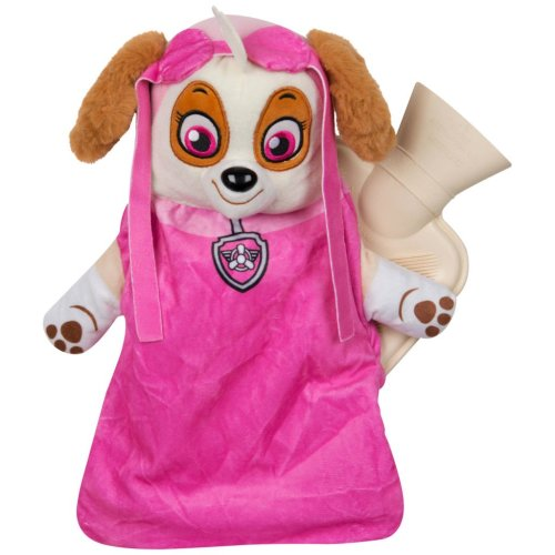 Paw Patrol Girls Skye Hot Water Bottle And Cover