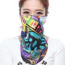 Ski Cycling Motorcycle Half Face Mask Windproof cold-proof Warm Mask F-25