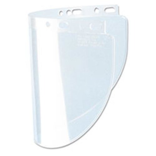 High Performance Face Shield Window, Standard - Propionate, Clear