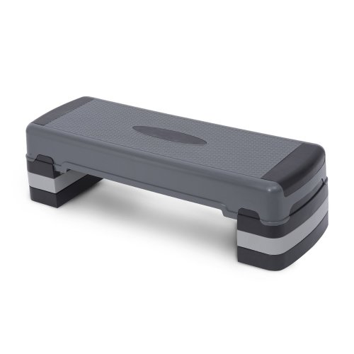 Homcom 3 Level Aerobic Fitness Stepper Board