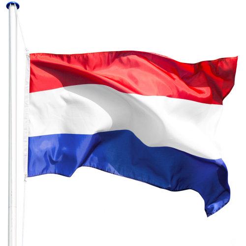 Flagpole aluminium Netherlands