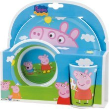 Peppa Pig Breakfast set