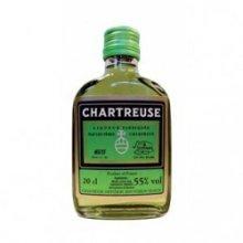 Chartreuse green liqueur 375 cl