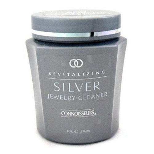 CONNOISSEURS 1046-6 Silver Jewelry Cleaner 8oz- case of 6