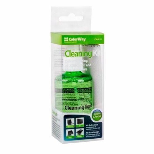 Colorway 2 In 1 Cleaning Set for Screens CW-4129