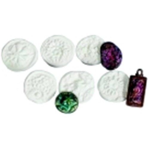 Abstract Round Creative Molding Kit - Pack 6