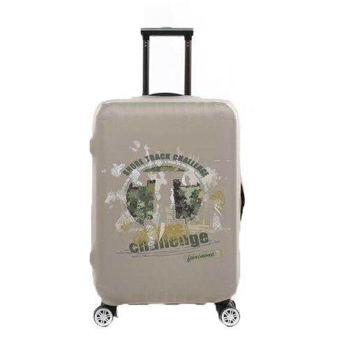 Travel Case Luggage Cover Dust Prevent Suits for 18-20 Inch Luggage