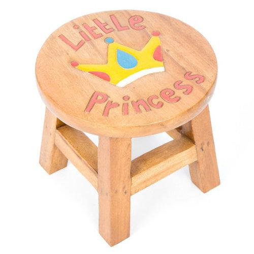 Childs Stool – Little Princess