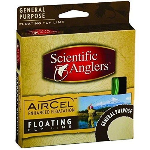 Scientific Anglers air Cel 7 F Floating Line Large Light Green