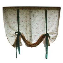 Cafe Curtain Window Valance/Lovely Curtain, Beige(135*200 cm)