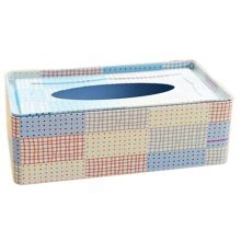 Elegant Tissue Box Cover For Home Office, Car Iron