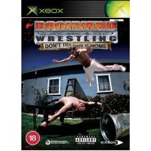 Backyard Wrestling: Don't Try This at Home (Xbox)