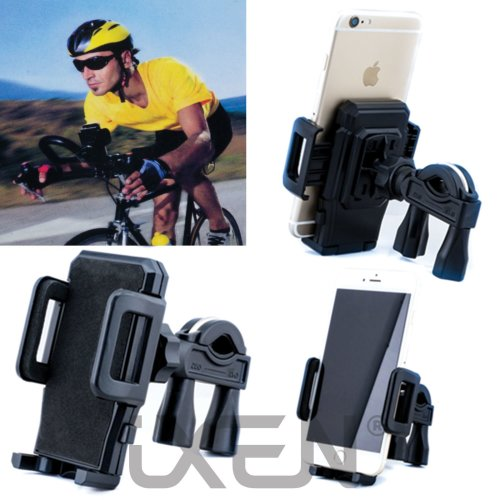 Bicycle Mobile Phone Holder | Bike Handlebar Expandable Clip Mount