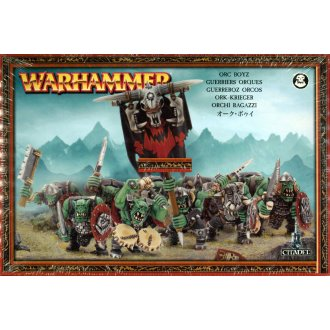 Games Workshop - Warhammer - Ork Boyz