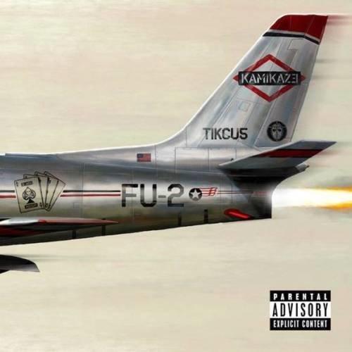 Eminem - Kamikaze (Explicit)   CD