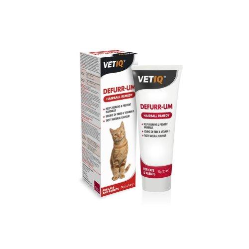 VetIQ Defurr-UM Plus Paste Cats & Kittens 70g