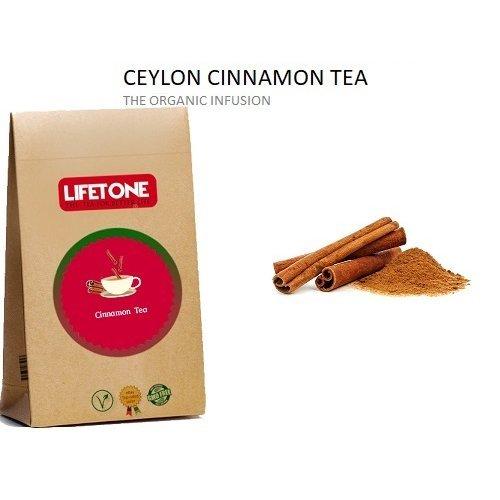 Ceylon Cinnamon Tea,Organic infusion,20 Teabags,40g