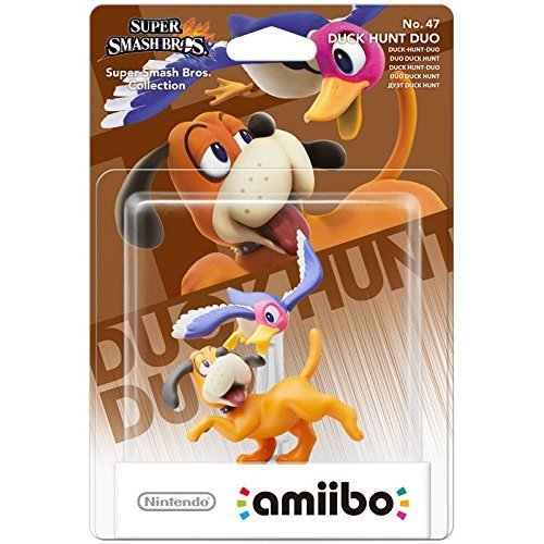 Duck Hunt No.47 amiibo (Nintendo Wii U/3DS)