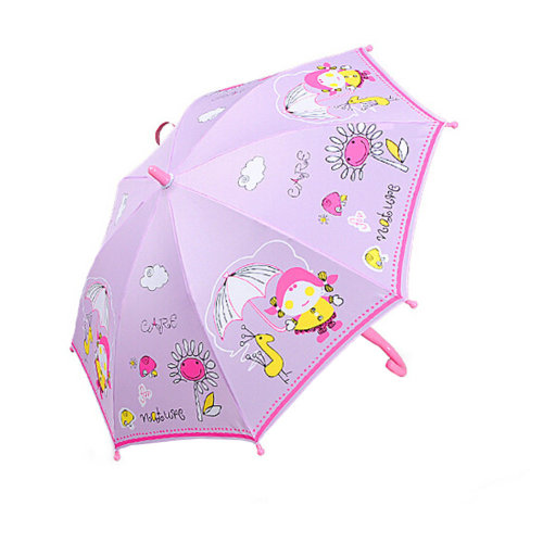 Childrens  Kids Rainy Day Umbrella/?0-4years)Bright colors Kids Umbrella