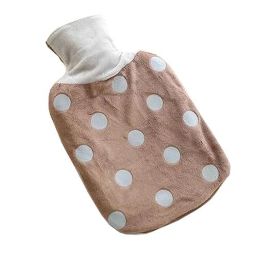 1000 ML Washable Winter Hand Warmer Hot-Water Bottle Bag, N