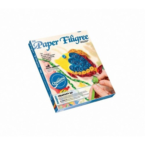Elf967006 - Josephin - Paper Filigree - Home Aquarium