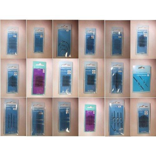 JTL Haberdashery Hand Sewing Needles - Choice of Type