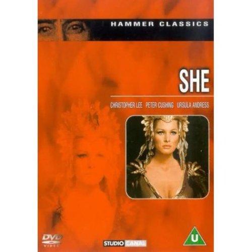 She [DVD] [1965]