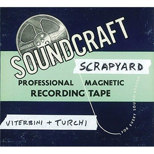 Adriano / Turchi, Reed Viterbini - Scrapyard [CD]