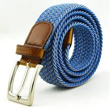 115CM Loose Breathable Canvas Nylon Belt Outdoor Sports Casual Needle Buckle Belt For Women & Men