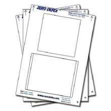 Zero Defex Gloss CD Jewel Case Inserts - ZDL4005