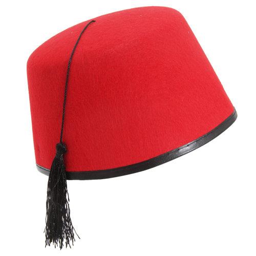 Henbrandt Adults Unisex Fez Hat