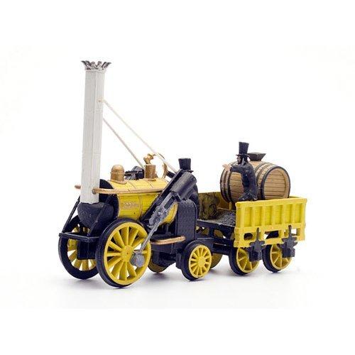 Stephenson's Rocket and Tender - Dapol Kitmaster C046 - OO plastic model kit