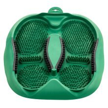 Footwear Cleaning Mat, Green