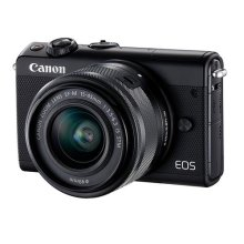 Canon EOS M100 15-45 / 3.5-6.3 EF-M IS STM 55-200 / 4.5-6.3 EF-M IS STM