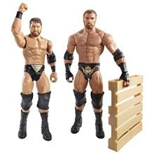 WWE Triple H Vs Curtis Axel Series 26 Wrestling Figures Brand New Sealed
