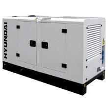 Hyundai DHY11KSE Three Phase Diesel Generator 1500rpm 11kVA 230v/400v