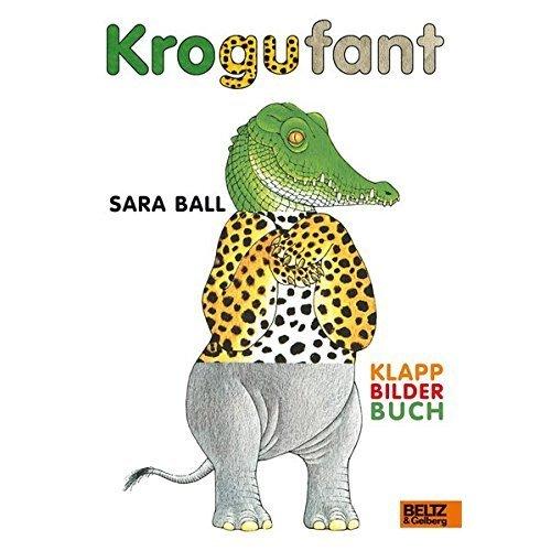 Krogufant: Klappbilderbuch
