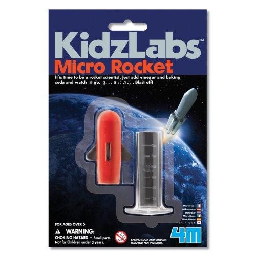 Micro Rocket - Kidz Labs Children's Creative Set