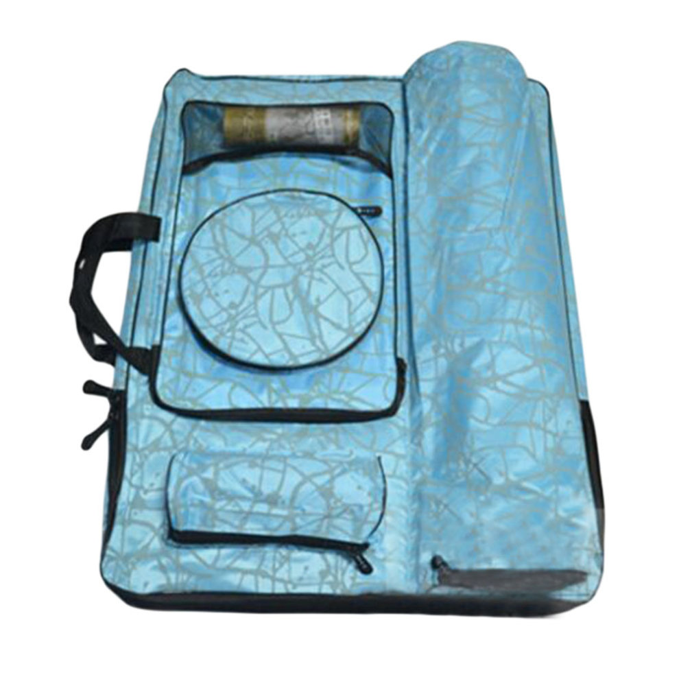 Camouflage sketching bag art supplies holder painting accessory organizer blue on onbuy
