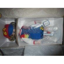 1998 The Hamilton Collection-Katie NASCAR #24 Bisque Porcelain Doll