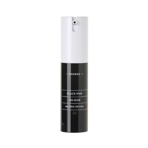 KORRES Natural 3D Black Pine Lifting & Firming Eye Cream, Vegan
