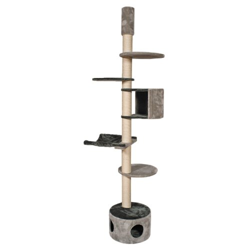 Nobby 62057-53 Largo Cat Scratching Post Grey/Anthracite
