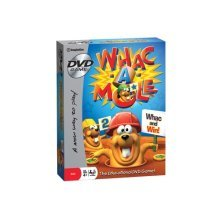 Whac-a-Mole DVD Game
