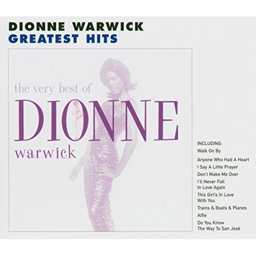 Dionne Warwick - the Very Best of Dionne Warwic [CD]
