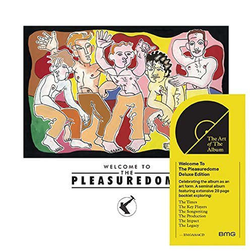 Frankie Goes to Hollywood - Welcome to the Pleasuredome [CD]