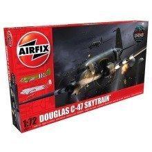 Air08014 - Airfix Series 8 - 1:72 - Douglas Dakota C-47 Skytrain