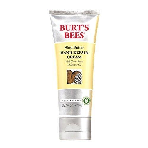 Burts Bees 100% Natural Shea Butter Hand Repair Cream, 3.2 Ounces