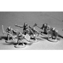 Reaper Miniatures Bones 77506 Kobolds (6 )